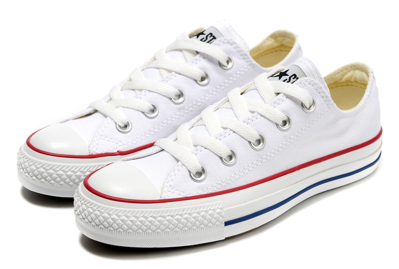 converse all star femmes blanche
