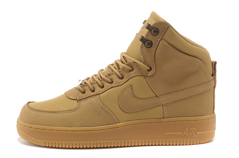 air force 1 homme camel