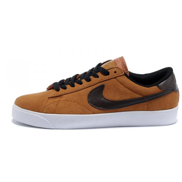 chaussure nike cuir homme