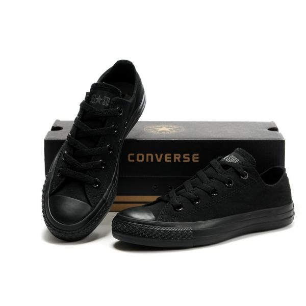 Converse Basse All Star Noir