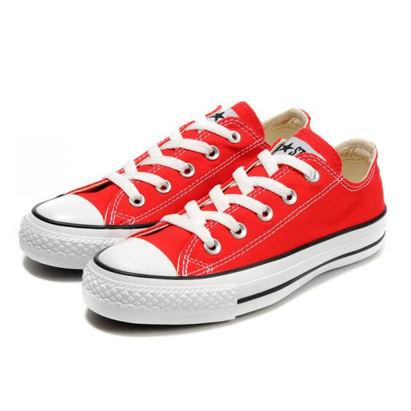 converse all stars rouge
