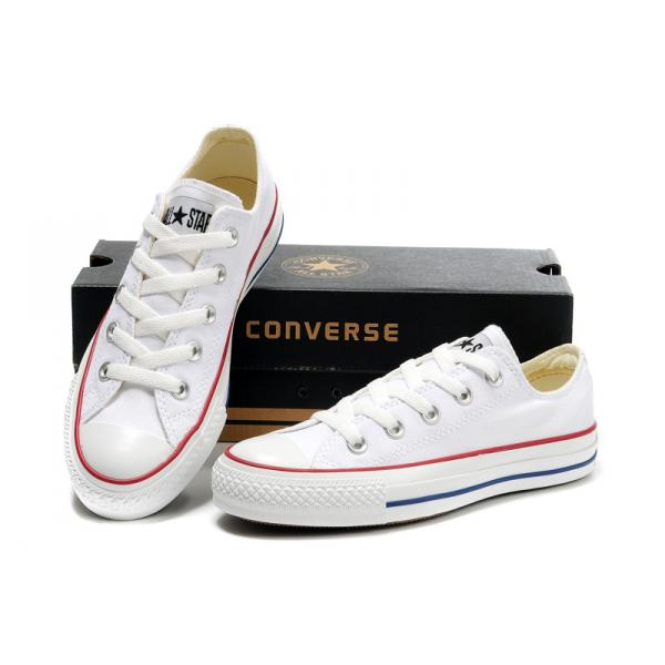 Chaussures Converse All Star blanches Fashion homme 82g3xg