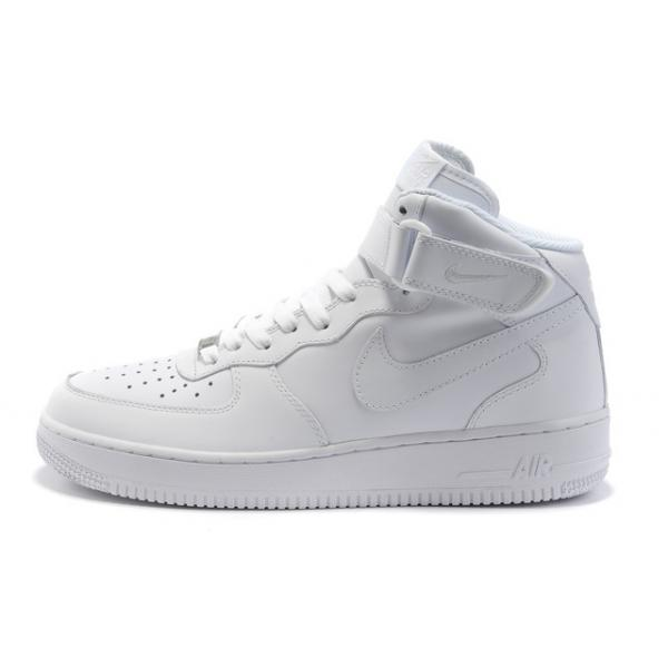 nike blanche pas cher femme