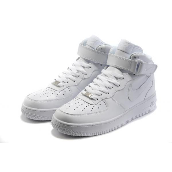 nike air force one femme blanche