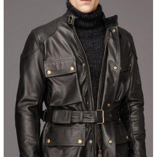 blouson cuir homme belstaff. Black Bedroom Furniture Sets. Home Design Ideas